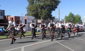 Leeton Rice Festival - on the march
