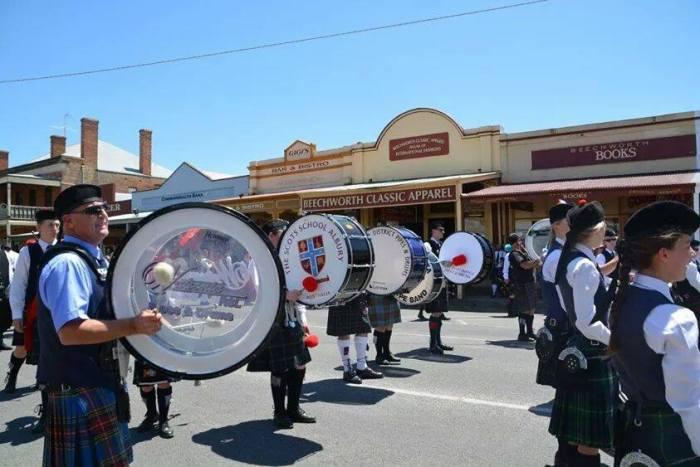 Massed Drum Corps 3